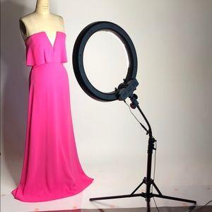 BCBG MAXAZRIA Strapless Gown